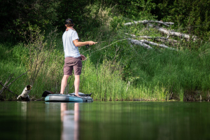 Why You Should Try Out SUP Fishing | iROCKER Paddle Boards