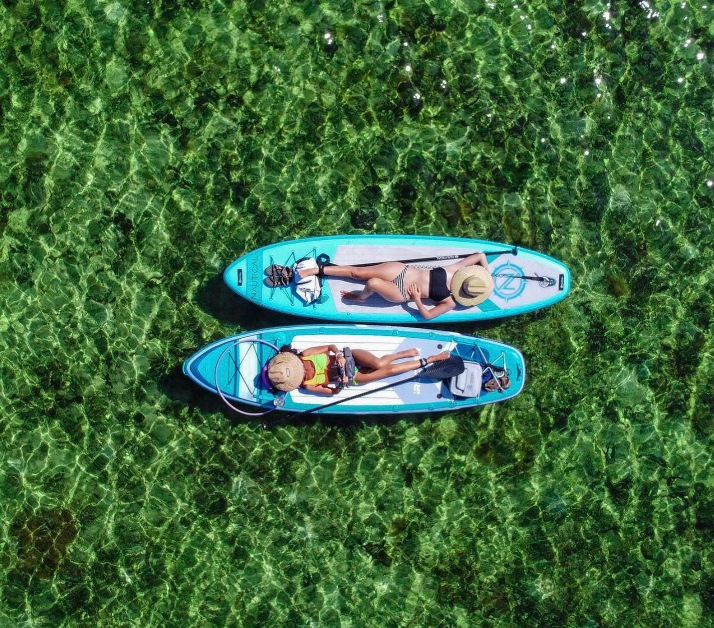 HOW DO I CHOOSE MY FIRST PADDLE BOARD?