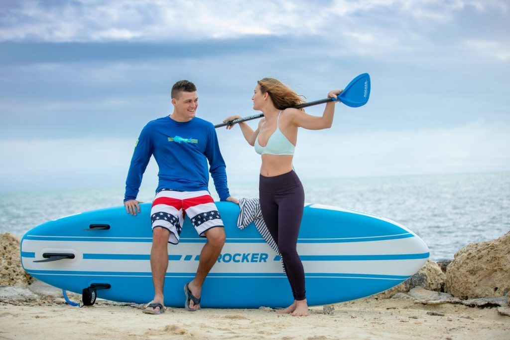 What to Wear While Paddle Boarding — A Complete Guide