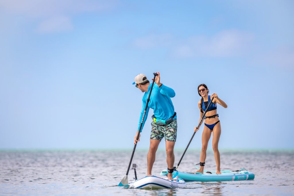 Paddling Techniques for Stand Up Paddle Boarding