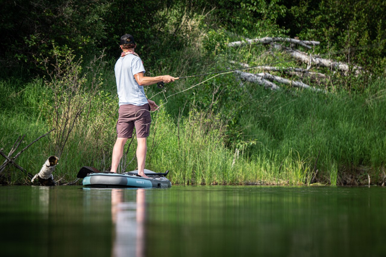 Why You Should Try Out SUP Fishing